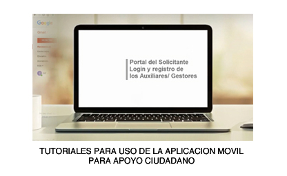 Tutoriales de Apoyo para las Candidaturas Independientes